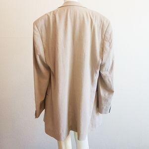 Giorgio Armani Suits & Blazers - Giorgio Armani Collezioni Unstructured Sportcoat